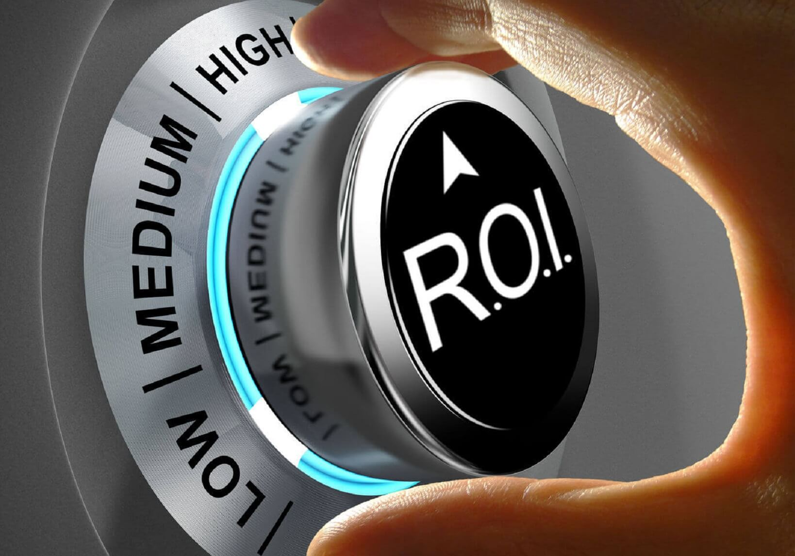 The Level of Your Website Investment Determines Your ROI